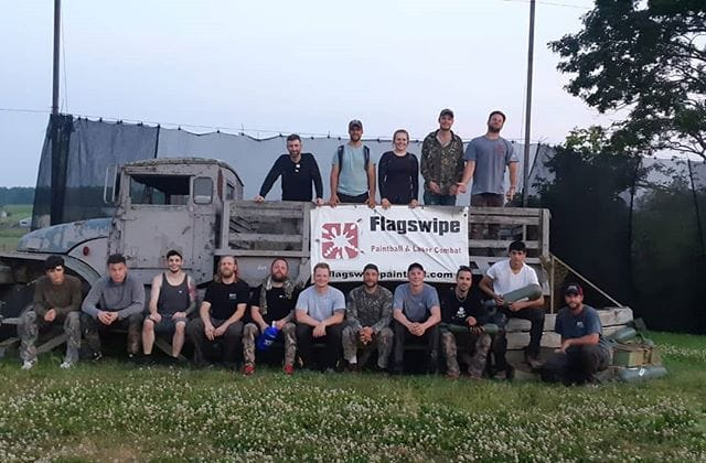 Team Paintball Outing - July, 2019